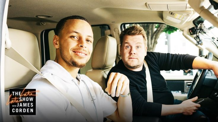 "Stephen Curry Has a New Life Coach - WATCH VIDEO HERE -> http://philippinesonline.info/trending-video/stephen-curry-has-a-new-life-coach/   James Corden heads to Northern California to spend time with Golden State Warriors star Stephen Curry, and the two play some mini golf and take a ride in the carpool lane with some Disney songs. ""Subscribe To """"The Late Late Show"""" Channel HERE: Watch Full Episodes..."