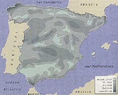 Tipos de riesgos naturales y su influencia en España y el resto del mundo.