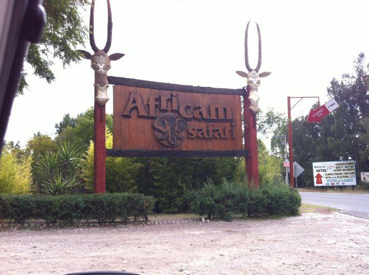 Africam Safari en Puebla de Zaragoza, Puebla