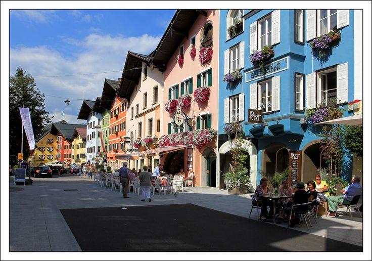 Kitzbuhel - Tyrol - Austria