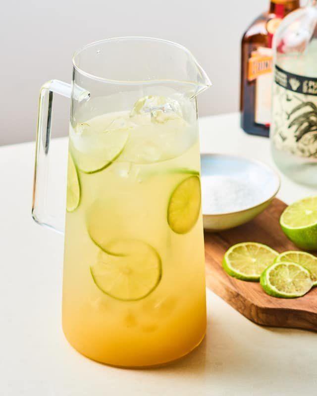 Recipe: 3-2-1 Pitcher Margaritas   Recipe   Margarita recipes, Fresh  margarita recipe, Pitcher margarita recipe