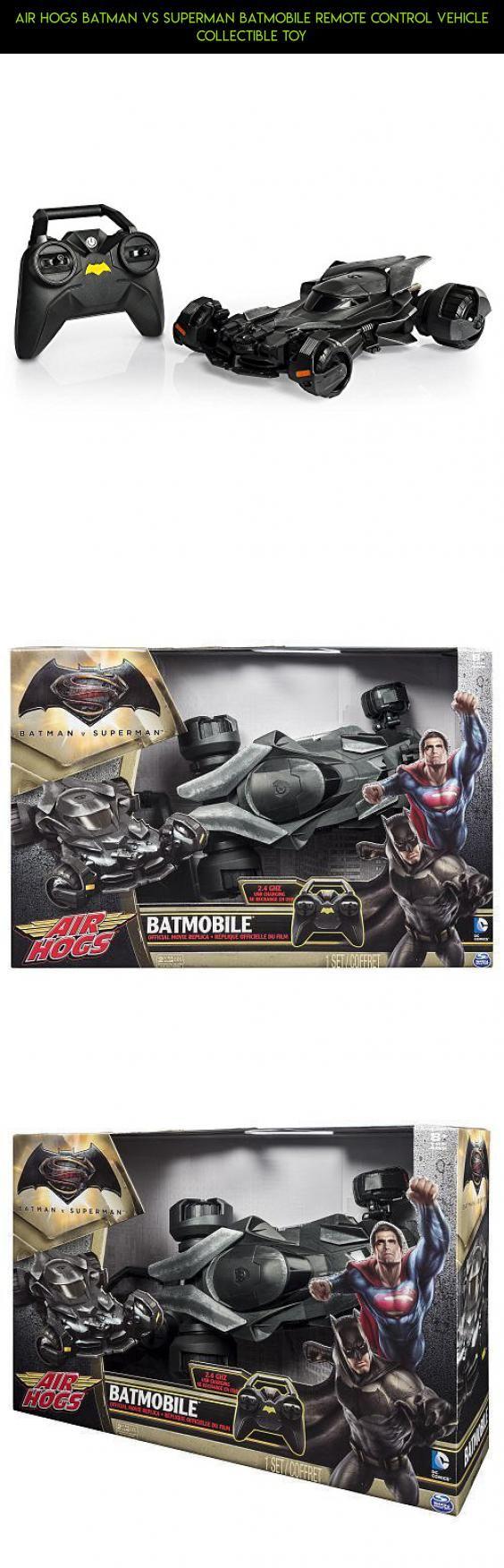 Air Hogs Batman Vs Superman Batmobile Remote Control Vehicle Collectible Toy #drone #racing #batmobile #air #parts #tech #shopping #kit #technology #hogs #camera #products #batman #gadgets #vs. #superman #plans #fpv