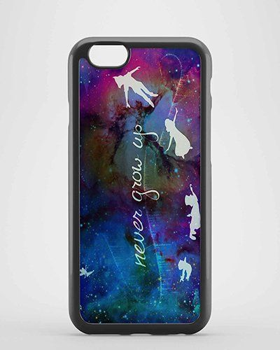 Peter Pan Quotes, Never Grow Up for iPhone Case ,Samsung Case,Ipad case etc
