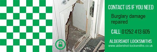 Slide - Repair Burglary Damage