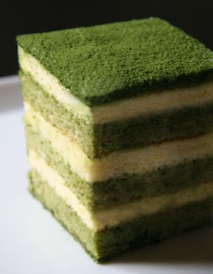 Matcha Tiramisu Cake | Cooking With Japanese Green Tea