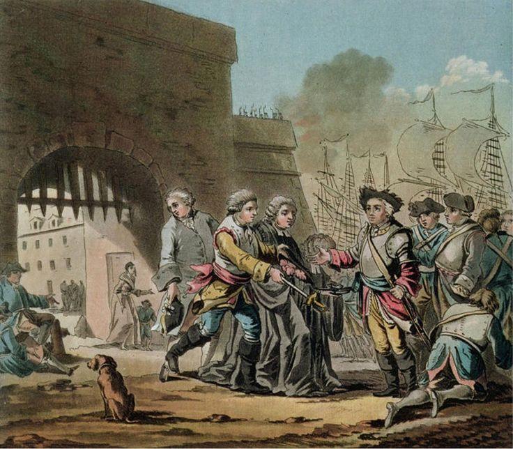 Bataille de Gondelour 20 juin 1783 - Histoire de la marine française sous Louis XV et Louis XVI — Wikipédia