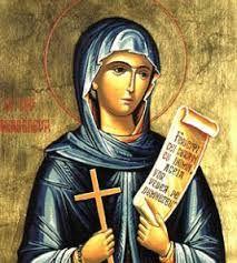 St. Parascheva (Petka) of Epibatos, Thrace, whose relics are in Lași, Romania (11th century) Saint Paraskeva of the Balkans  (also known as Ὁσία Παρασκευή ἡ Ἐπιβατινή, Sveta Petka, Petka of Bulgaria, Petka Paraskeva, Paraskeva of Serbia, Paraskeva Pyatnitsa, Parascheva of Tirnovo, Paraskeva the Serbian, Paraskeva of Belgrade, Parascheva the New, Parascheva the Young) was an ascetic female saint of the 10th century.