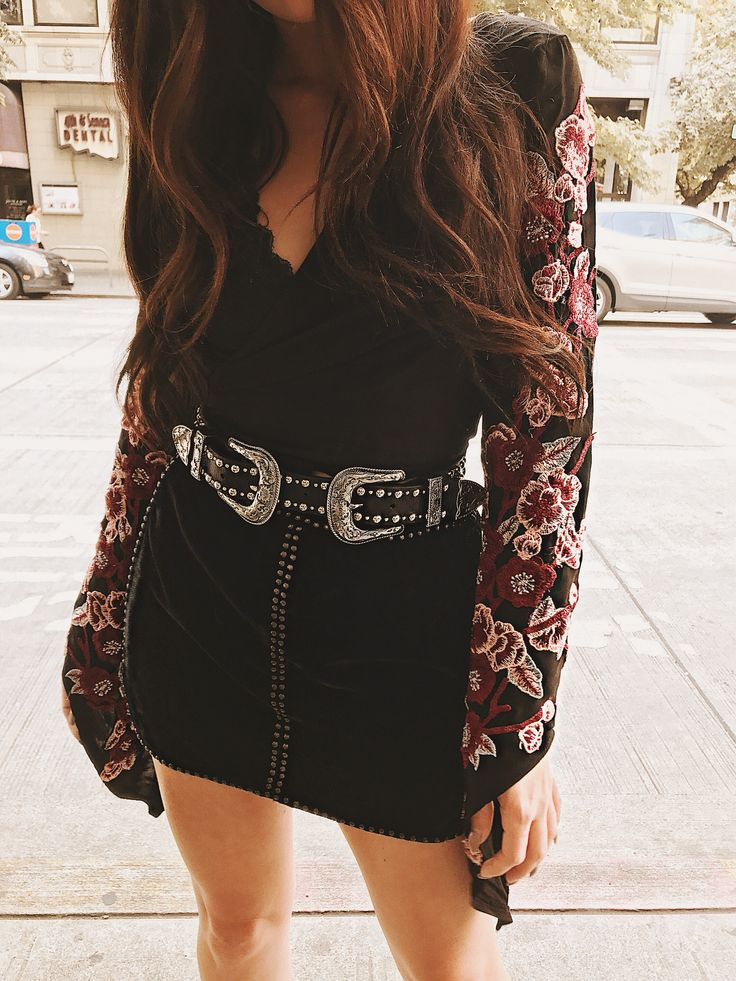 Caitlin Bea x Seattle | street style with b-low the belt, saylor nyc. perfect night out look!