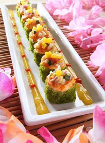 Appareil à sushis et makis à piston