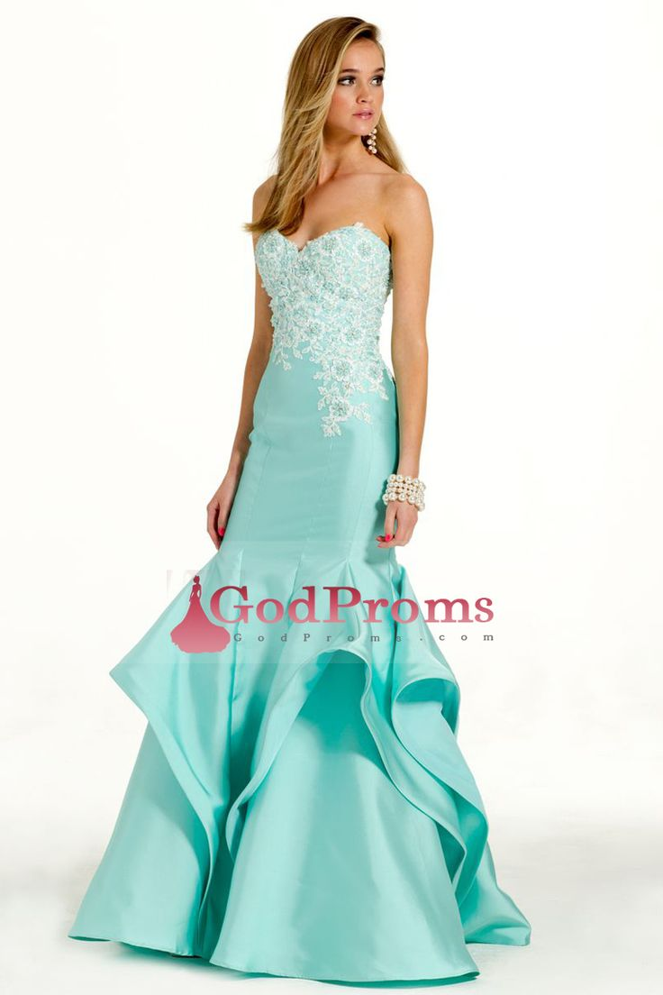 The 51 best Prom Dresses images on Pinterest | Formal evening ...