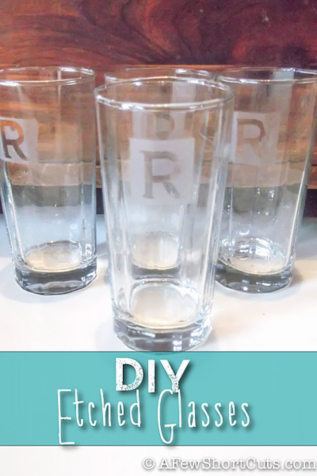 75 brilliant crafts to make and sell glasses things to for Cheap things to build