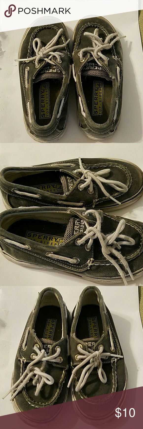 Toddler Sperry top sider Shoes Used shoes for toddler boy. Sperry Top-Sider Shoes