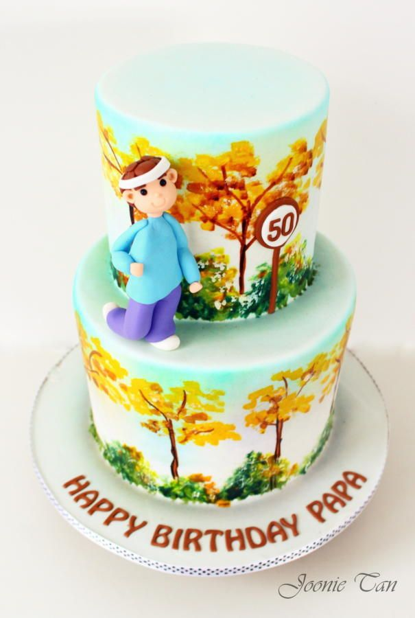 Images Of Birthday Cake For Papa : 82 best images about Father s Day Cakes on Pinterest ...