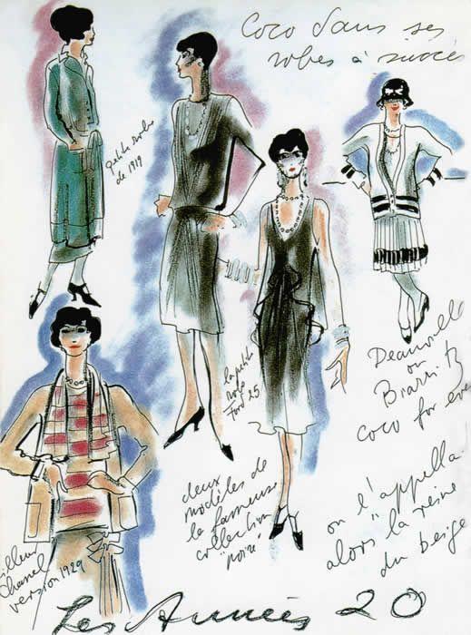 Coco Chanel - 1920