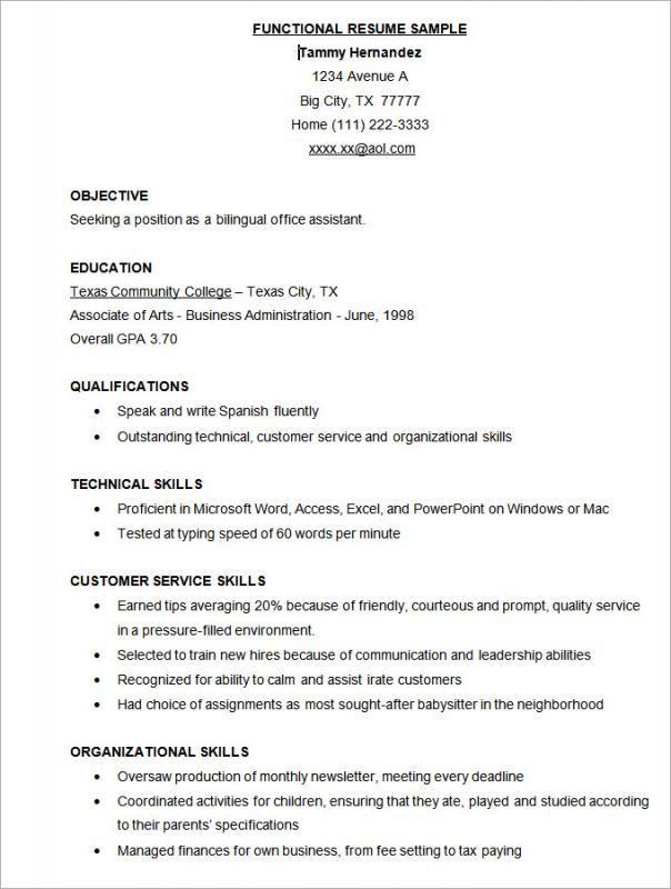 Resume Format Download Check More At Https Nationalgriefawarenessday Com 11048 Resume Format Download