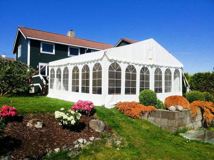 PS-selskapsutleie telt i hage