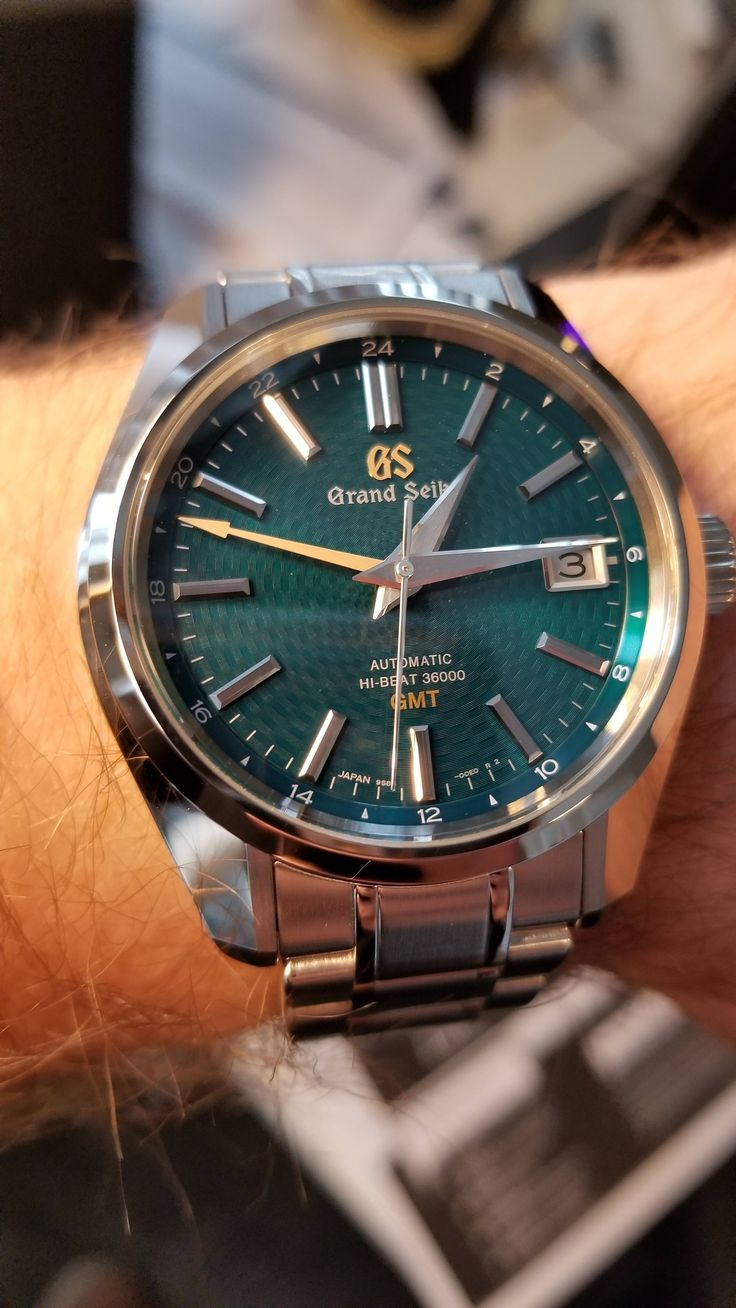 [Grand Seiko] The Peacock has arrived! http://ift.tt/2s62Z11