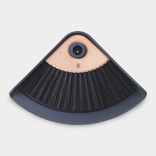 Products we like / Broom / Smal / handy / Dark Blue / Minimal / Wood / Home /
