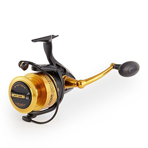 Comprar carrete de spinning Penn Spinfisher SSV8500LL  Carrete de spinning con sistema Live Liner (9 kg) color negro