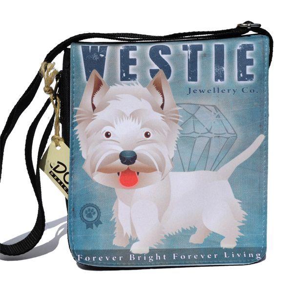 Westie táska