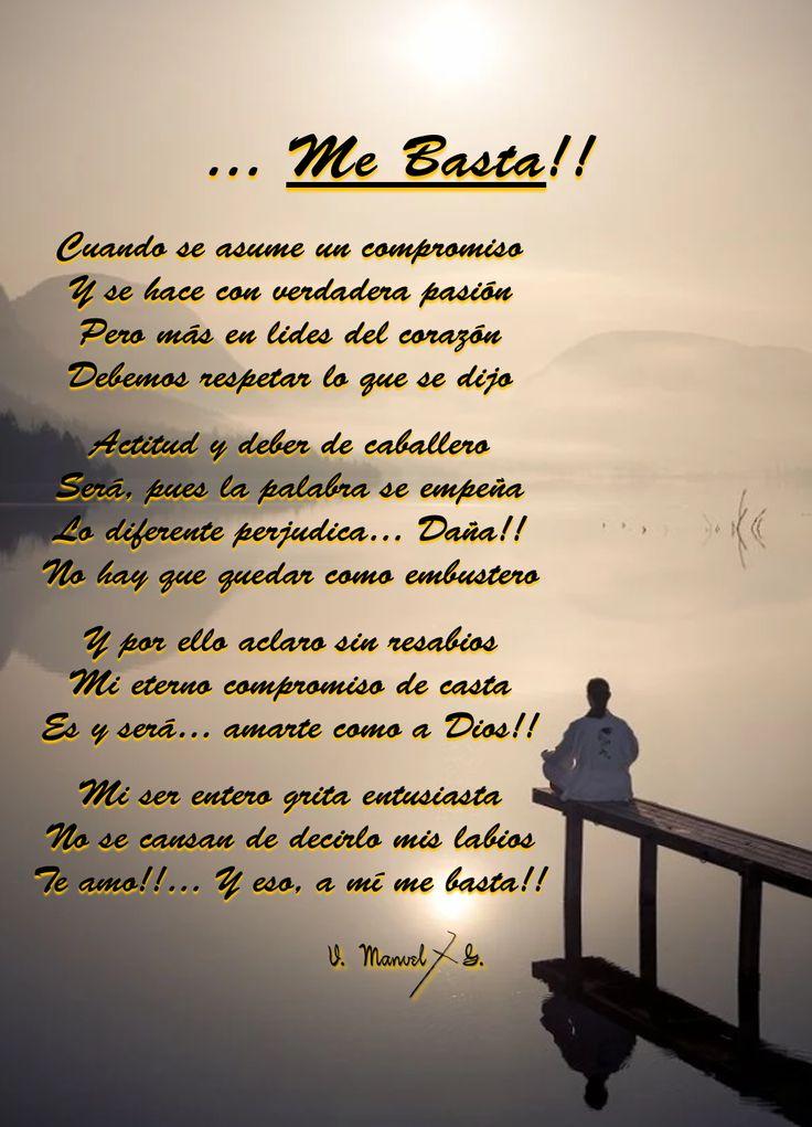 ... Me Basta !!