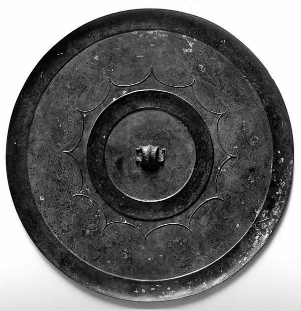Mirror | China | Qin dynasty (221–206 B.C.) | The Met