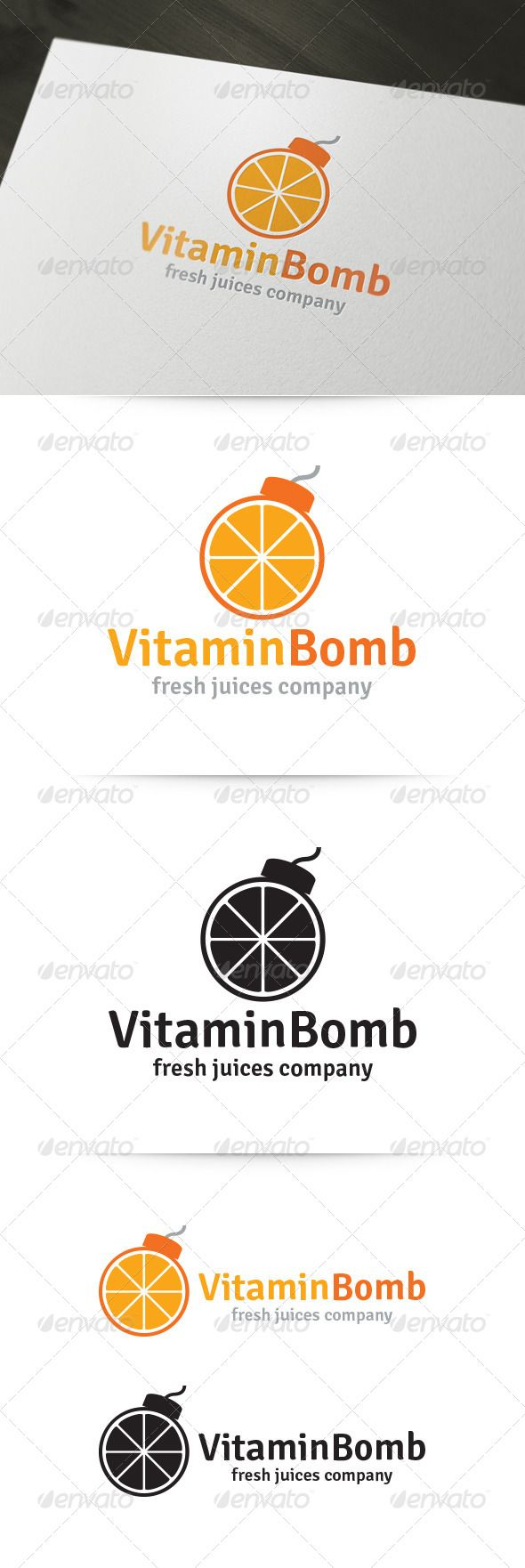 Great visual pun bombs the consumer with the idea that they product they are consuming is a blast of vitamins. Could maybe benefit from the wick sparking.