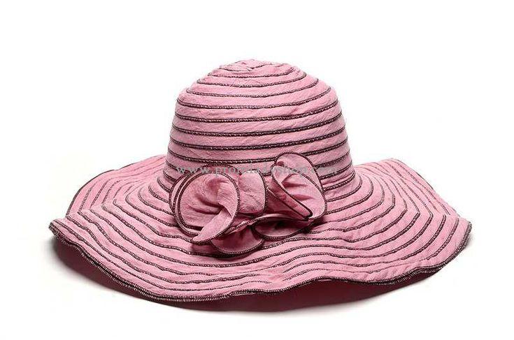 Prom Lady Hats VO17 lotus pink