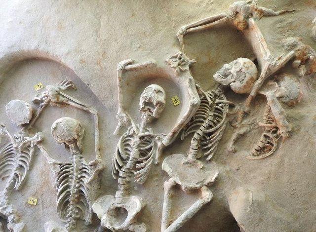 Ομαδικός τάφος στο Φαληρικό Δέλτα που παραπέμπει στο Κυλώνειον Άγος