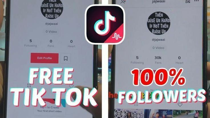 Tik Tok Hack How To Get Followers Free Followers Auto Follower