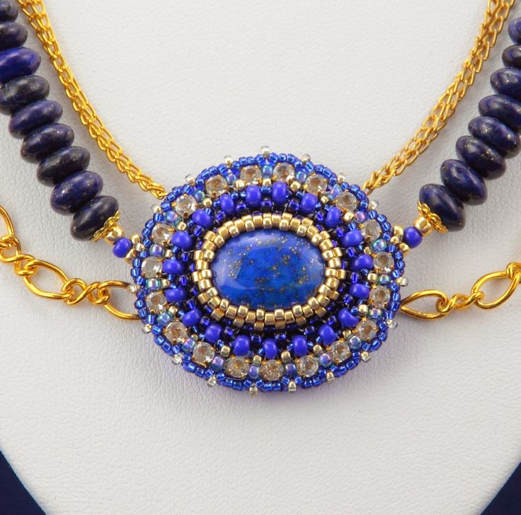 polandhandmade.pl  #polandhandmade #beading #necklace