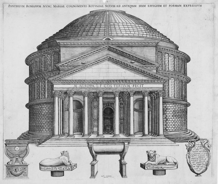 Roman Architecture: Marcus Agrippa, Friend And General Of