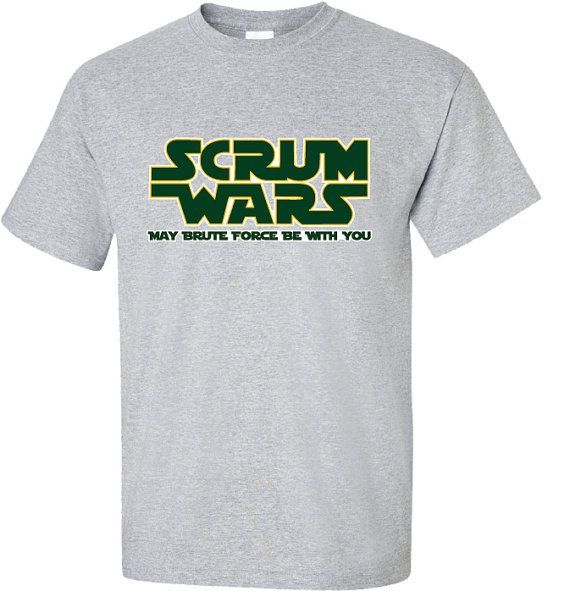 Scrum Wars lets scrum