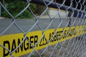 Warning for Modern Day Asbestos Threats