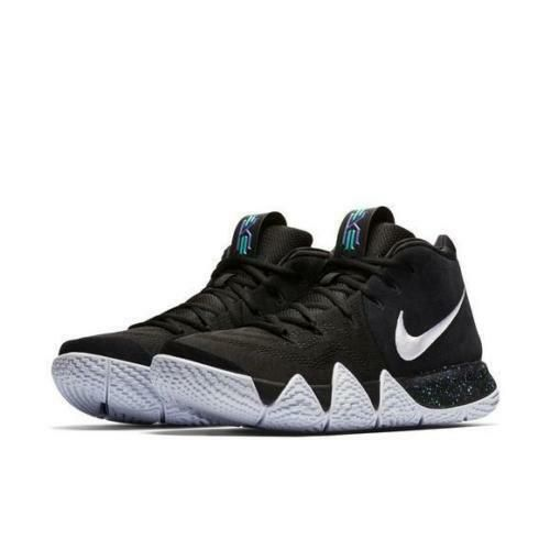 5cfd1e75731 Nike Kyrie 4 Ankle Taker Mens Basketball Shoes 12.5 Black White  Nike   BasketballShoes