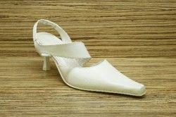 Dámská svatební obuv