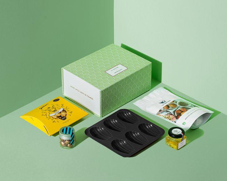 [Maison du Bon Gouter Gift box] Present / Cadeau / プレゼント / 引き出物 / 結婚式 / お中元 / お歳暮 / 母の日 / ウェディング / お返し / 送別品/Wedding/パッケージ/フランス/パリ/France/Paris/Pacage/ギフトセット