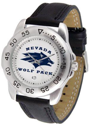 Nevada Wolf Pack Gameday Sport Men's Watch by Suntime: A true sports person's watch, the… #SportingGoods #SportsJerseys #SportsEquipment