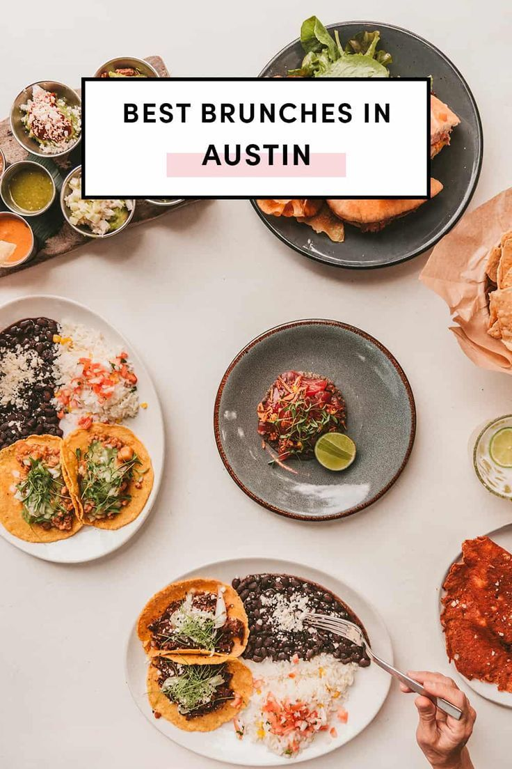 24 Spots With The Best Brunch In Austin Updated 2020 In 2020 Austin Brunch Foodie Travel Brunch