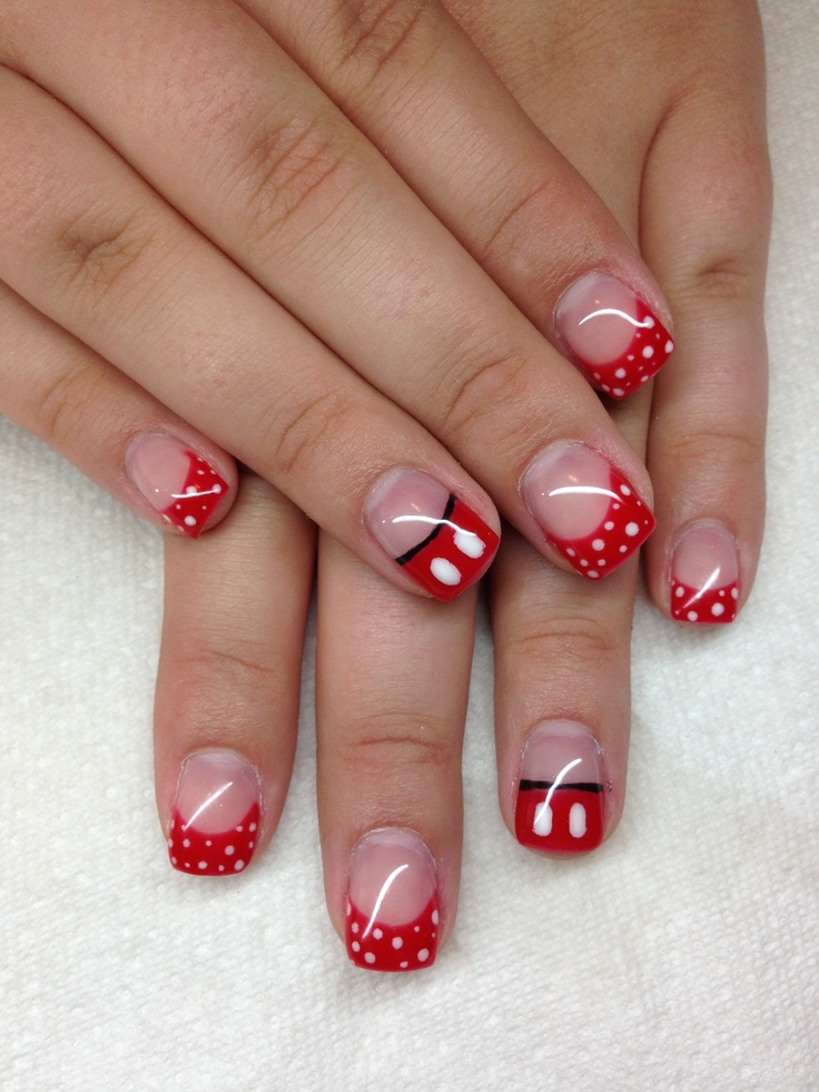 1000+ Ideas About Gel Nails French On Pinterest