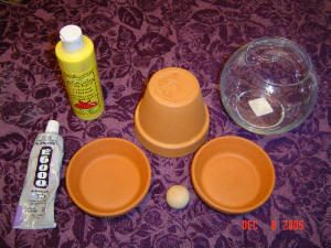Gumball Candy Dish tutorial.    The Dollar Tree carries the glass bowls just as a heads up.    Updated:  I have gotten lots of questions about the lid.  A smaller saucer is glued to the underside of the bigger saucer so the lid doesn't slide off.  Here are a couple pictures to give you a better idea.