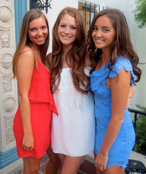 southern prom fashion  tumblr | some cali sorority fashions ~