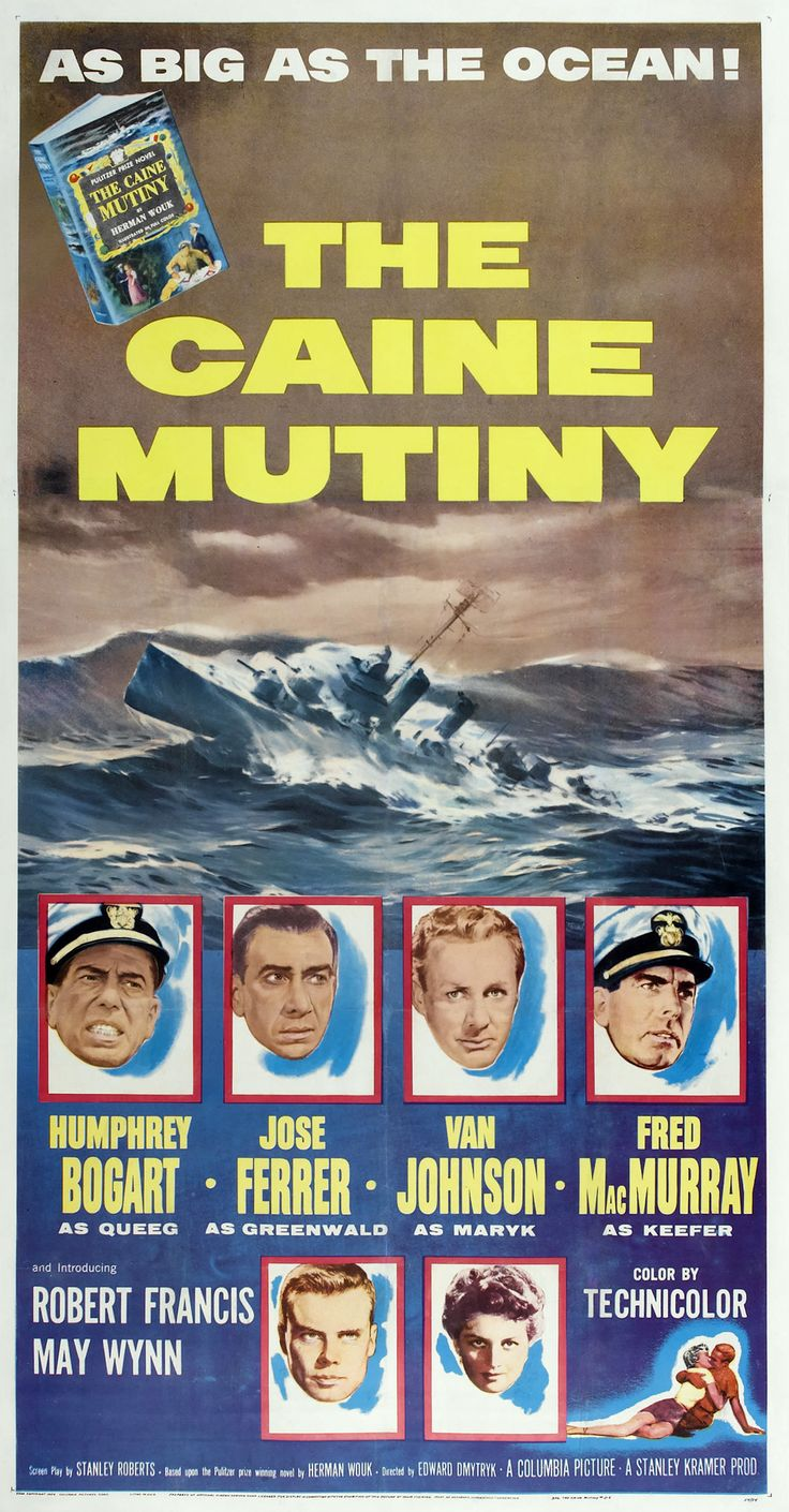 The Caine Mutiny ~