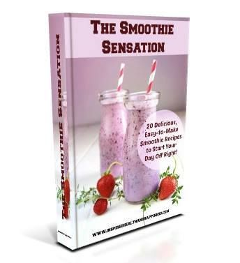 Delicious smoothie recipes, Day off and Chia seeds on Pinterest