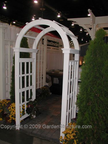 Garden Gate Arbors Designs garden arbor designs on photo album for the seven sisters bed and breakfast in plainview mn Very Simple Arched Arbor Plans Garden Arborgarden Gatespainted