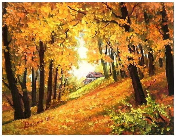 pictura in ulei pe pinza, uleiuri CASA CHARVIN,LEFRANC BOURGEOIS,MAIMERI, tablou vernisat