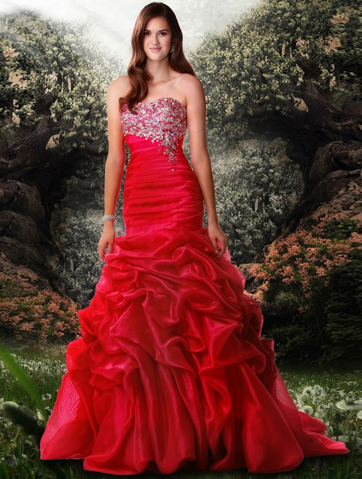Style 35548 Disney Forever Enchanted Prom Dress Prom