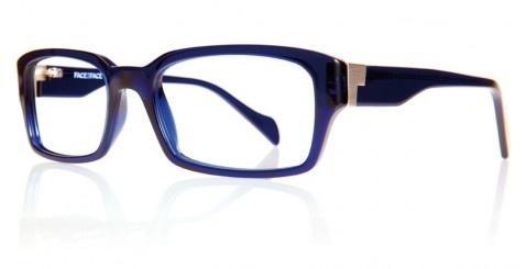 Oversized royal blue frames #womens #eyewear Womens ...