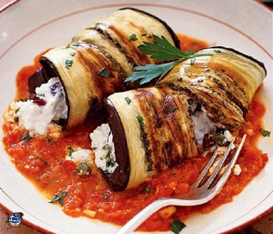 81 best greek foods mediterranean diet images on pinterest mouth watering aubergine eggplant stuffed with greek feta cheese a must forumfinder Image collections
