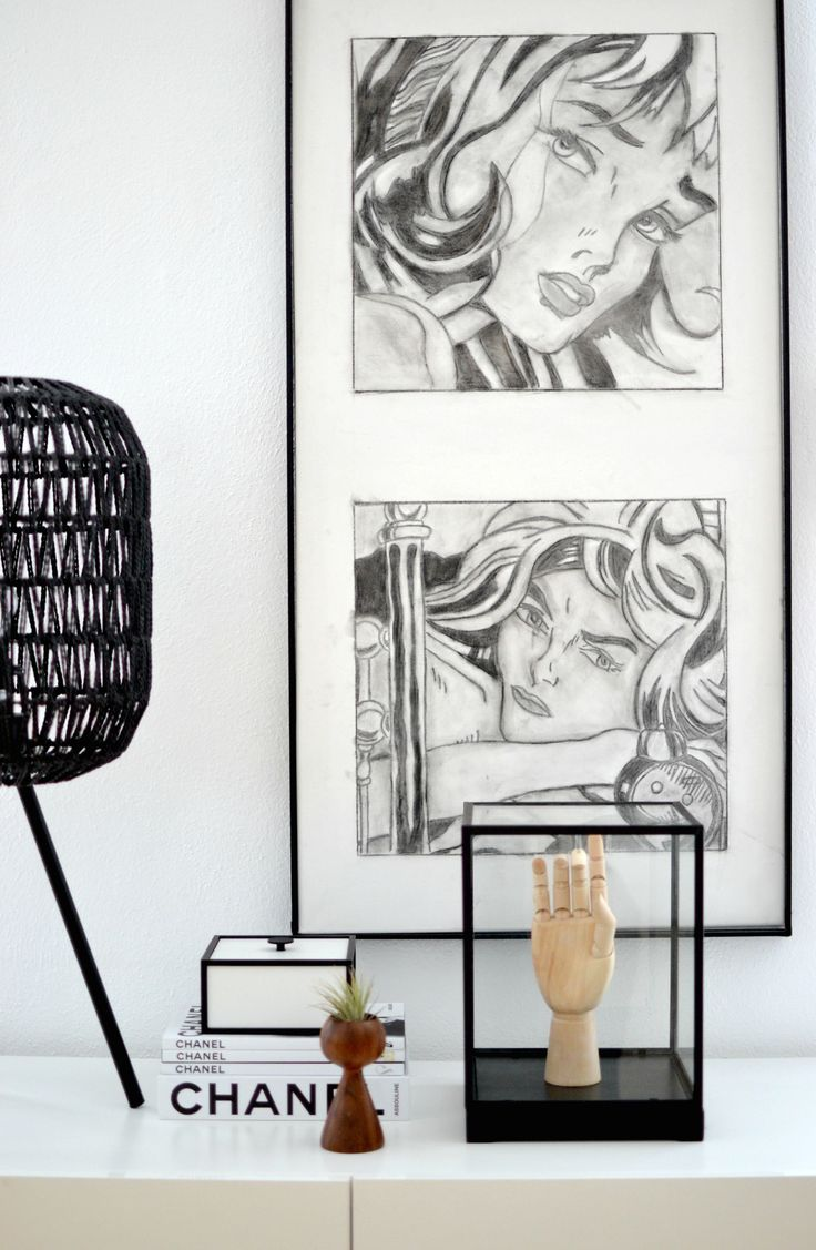 by Lassen Frame 14 Box und Wooden Hand von HAY - Homestory & Interview mit Anette von look! pimp your room by Design Bestseller